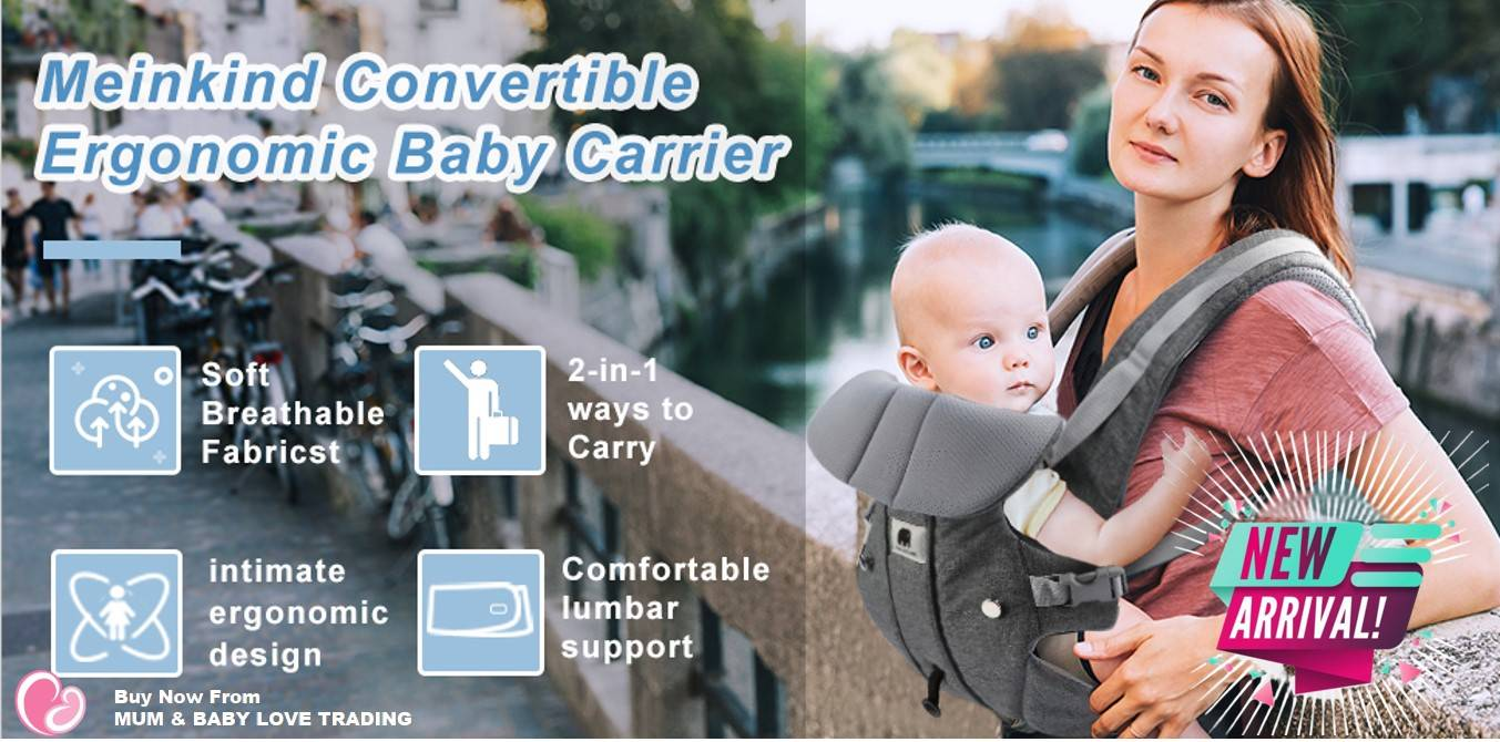 Meinkind 2 in 1 Carrier
