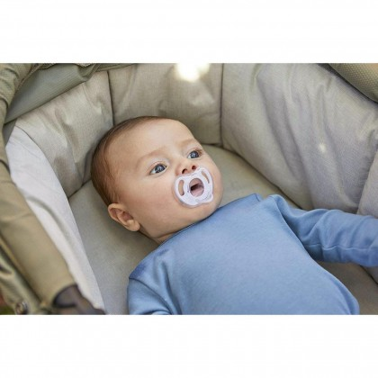 Tommee Tippee Ultra-light Soft One-piece Silicone Soother 18-36Months (1pc)