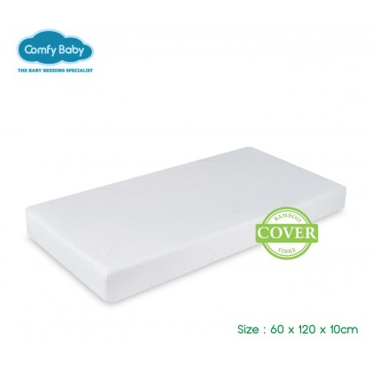 Comfy Baby Replacement Cover for Mattress 60 x 120 x 10cm