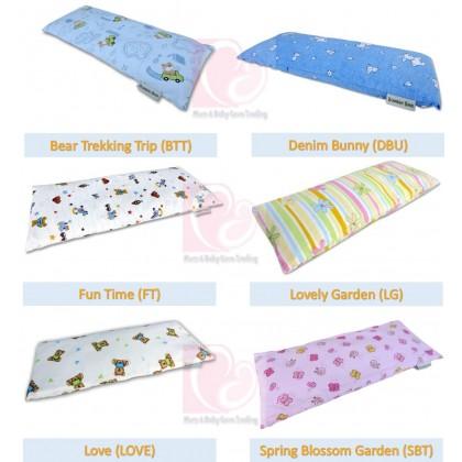 Bumble Bee Organic Pacifying Pillow Case 100% Cotton Knit Fabric (1pc)